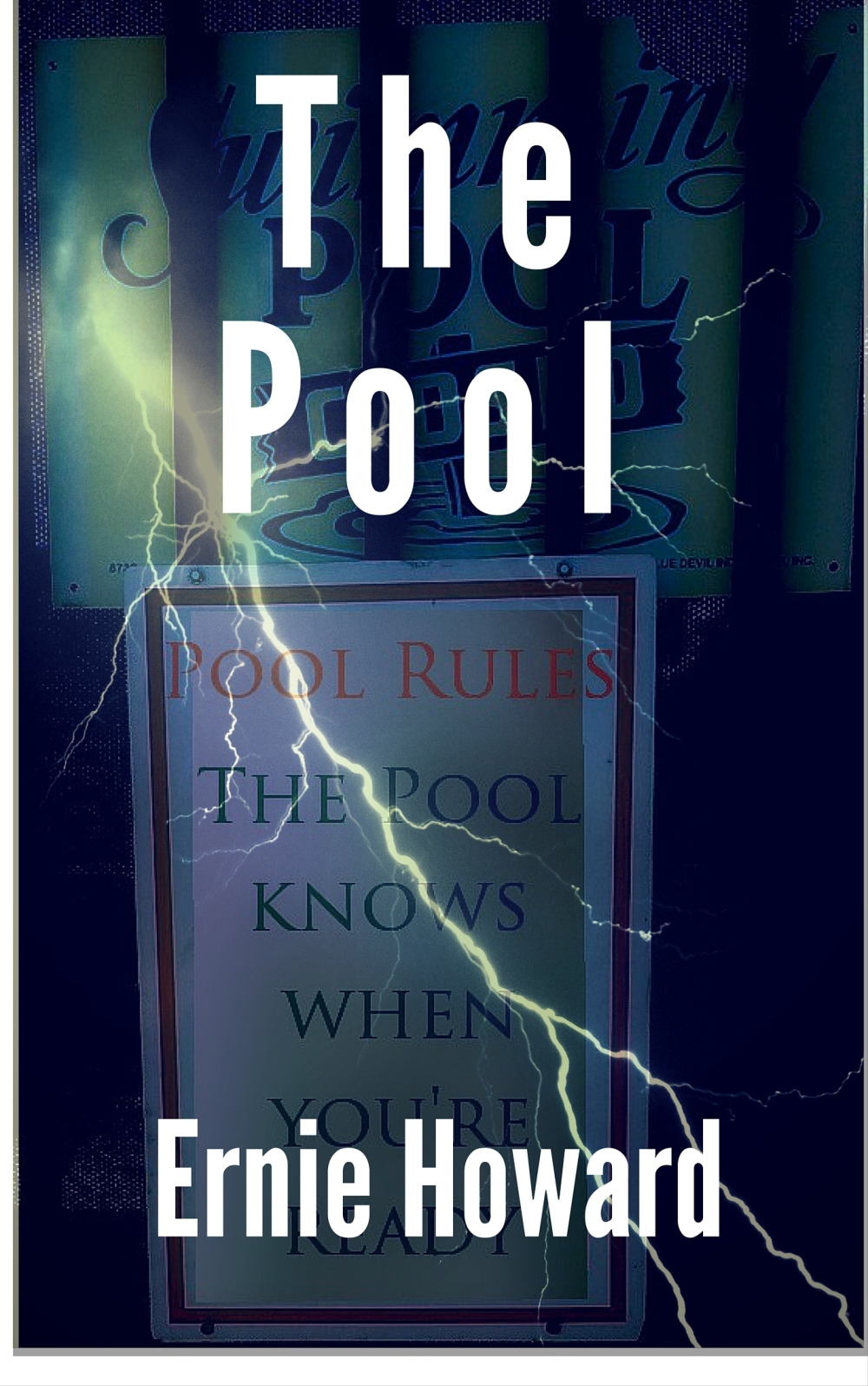 The Pool book cover 3
