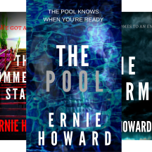 Book one of my Pool Series is free!