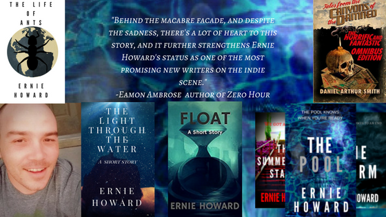 -Behind the macabre facade, and despite the sadness, there's a lot of heart to this story, and it further strengthens Ernie Howard's status as one of the most promising new writers on th