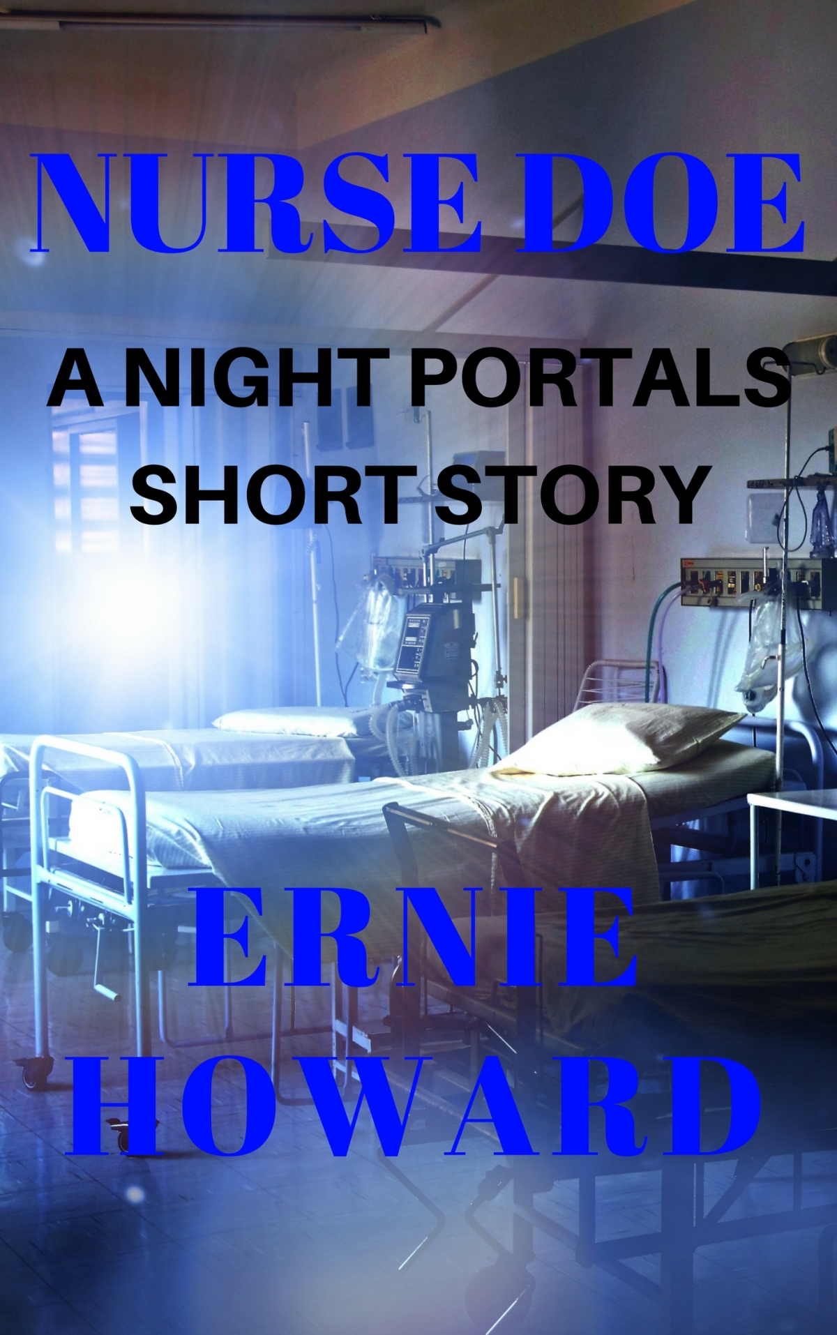 Sample of Nurse Doe, A Night portals Short Story