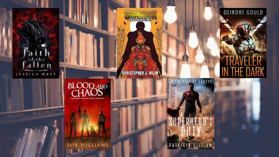 5 Indie Authors you should be reading.