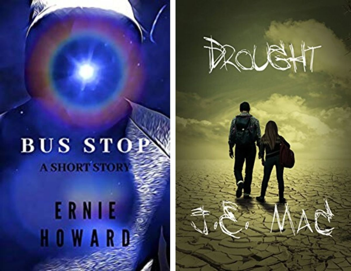 Short Story Corner: Bus Stop by Ernie Howard & Drought by J.E. Mac