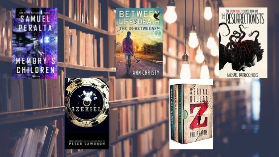 5 Indie Authors you should be reading
